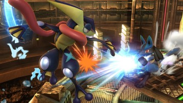 Super Smash Bros Wii U screenshots 32