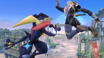 Super Smash Bros Wii U screenshots 35