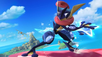Super Smash Bros Wii U screenshots 38