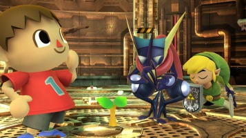 Super Smash Bros Wii U screenshots 39