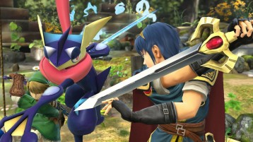 Super Smash Bros Wii U screenshots 40
