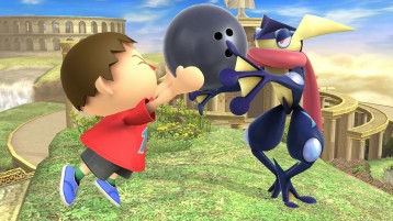 Super Smash Bros Wii U screenshots 42