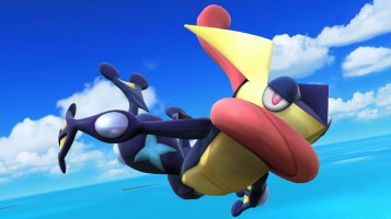 Super Smash Bros Wii U screenshots 43