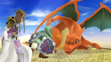 Super Smash Bros Wii U screenshots 44