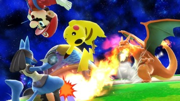 Super Smash Bros Wii U screenshots 45