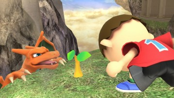 Super Smash Bros Wii U screenshots 46