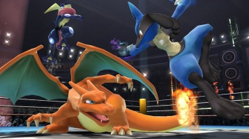 Super Smash Bros Wii U screenshots 55