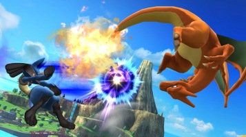 Super Smash Bros Wii U screenshots 59