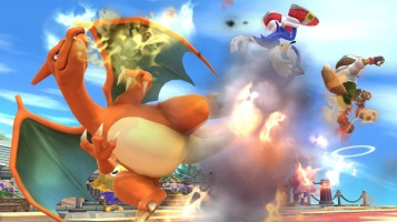 Super Smash Bros Wii U screenshots 61