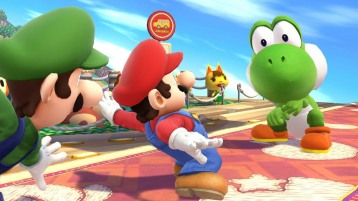 Super Smash Bros Wii U screenshots 62