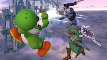Super Smash Bros Wii U screenshots 66