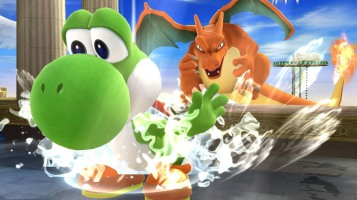 Super Smash Bros Wii U screenshots 71