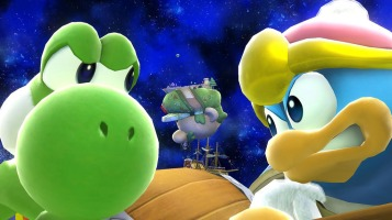Super Smash Bros Wii U screenshots 73