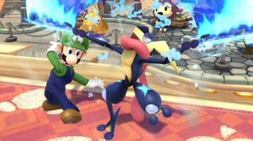 Super Smash Bros Wii U screenshots 75