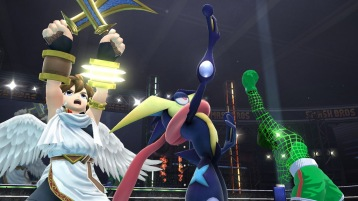 Super Smash Bros Wii U screenshots 78
