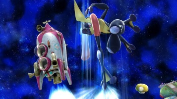 Super Smash Bros Wii U screenshots 79