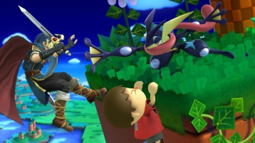 Super Smash Bros Wii U screenshots 82