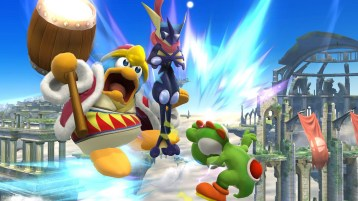 Super Smash Bros Wii U screenshots 86