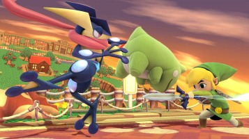 Super Smash Bros Wii U screenshots 89