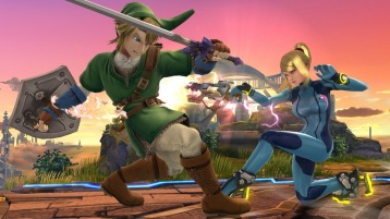 Super Smash Bros Wii U screenshots 94