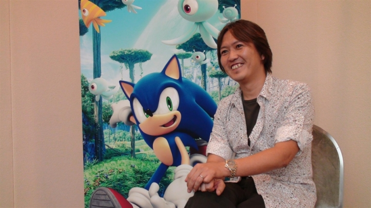 Takashi Iizuka Sonic Team