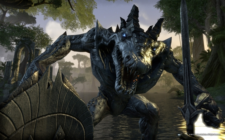 The Elder Scrolls Online screenshots 01