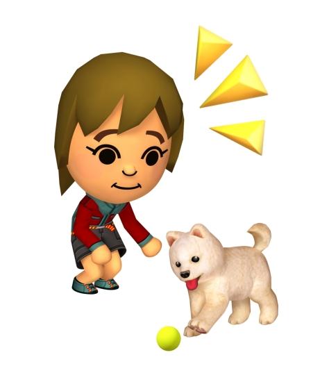 Tomodachi Life 3DS screenshots 04