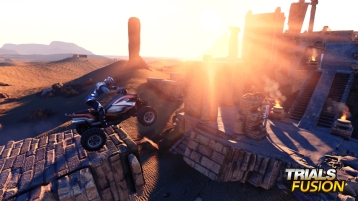 Trials Fusion screenshots 03