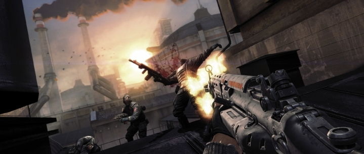 Wolfenstein The New Order screenshots 02