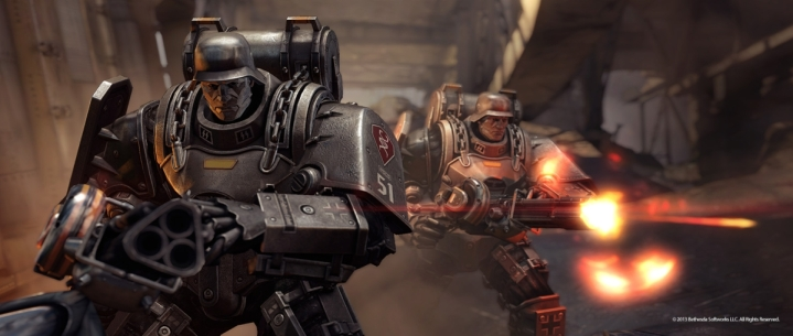 Wolfenstein The New Order screenshots 06