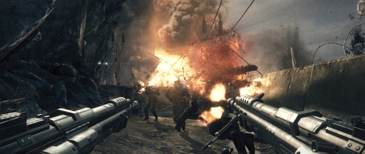 Wolfenstein The New Order screenshots 07