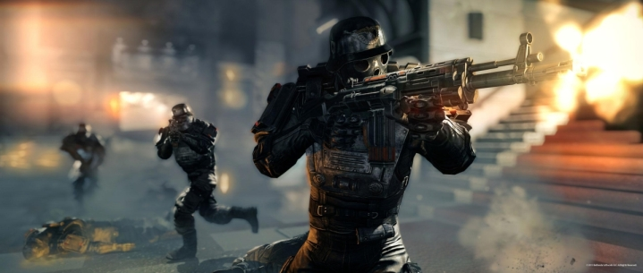 Wolfenstein The New Order screenshots 10