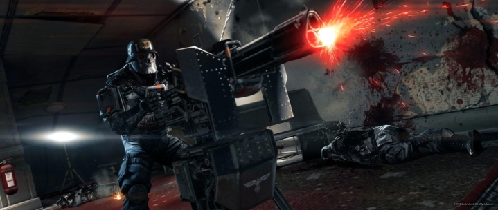Wolfenstein The New Order screenshots 11