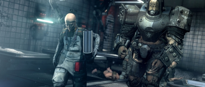 Wolfenstein The New Order screenshots 14