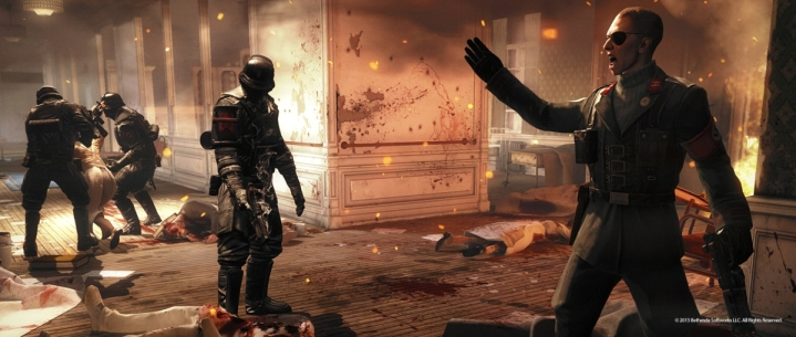 Wolfenstein The New Order screenshots 15