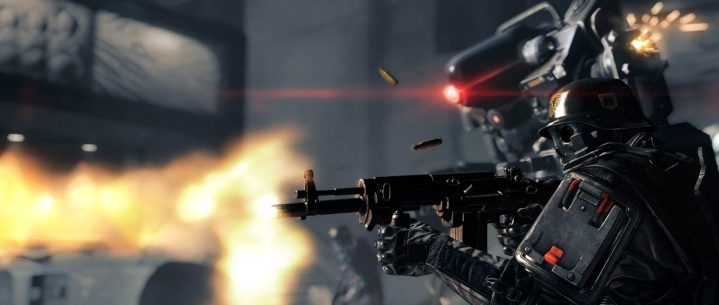 Wolfenstein The New Order screenshots 17