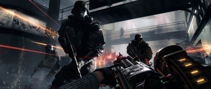Wolfenstein The New Order screenshots 18