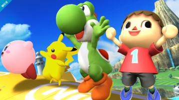 Yoshi Smash Bros screenshots 01