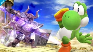 Yoshi Smash Bros screenshots 02