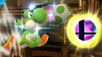 Yoshi Smash Bros screenshots 03