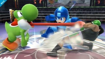 Yoshi Smash Bros screenshots 04