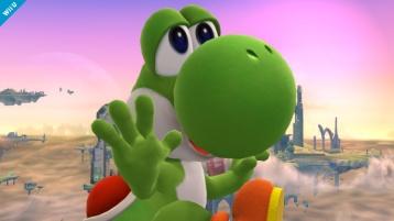 Yoshi Smash Bros screenshots 05