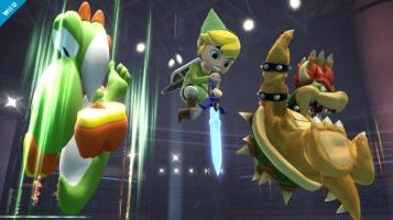 Yoshi Smash Bros screenshots 06
