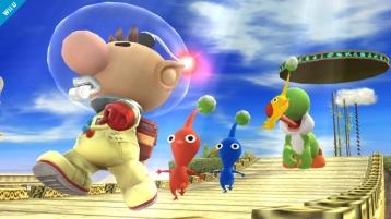 Yoshi Smash Bros screenshots 07