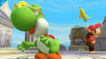Yoshi Smash Bros screenshots 08