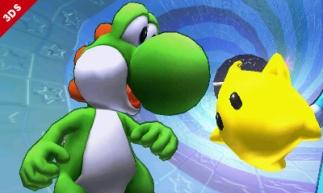 Yoshi Smash Bros screenshots 09