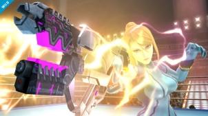Zero Suit Samus smash bros screenshots 02