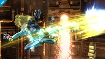 Zero Suit Samus smash bros screenshots 04