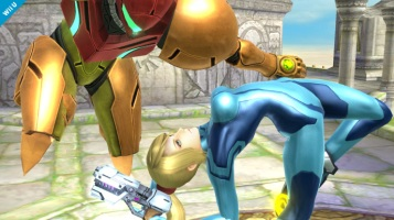 Zero Suit Samus smash bros screenshots 05