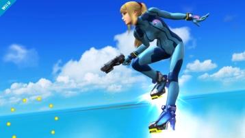 Zero Suit Samus smash bros screenshots 06